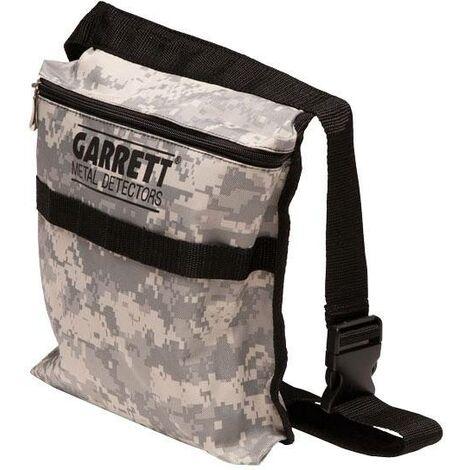 Sac pour détecteur de métaux Garrett Camo Diggers (l x H) 250 mm x 300 mm W239141