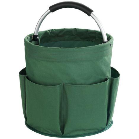 Sac pour transport outils de jardinage - Vert