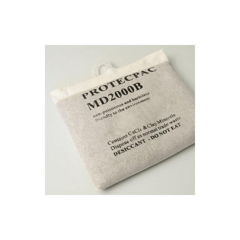 Sacchetto Deumidificatore riutilizzabile senza ricarica 2 Kg   assorbe umidità   essiccatore a granuli i
