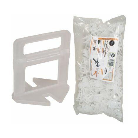 "main image of ""Clips croisillon auto-nivelants 2 mm (3-13mm) FIXNIVEL"""