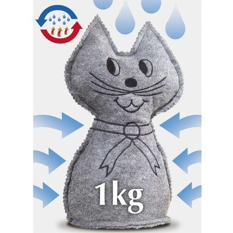 Sachet anti-humidité Chat - 1 kg.