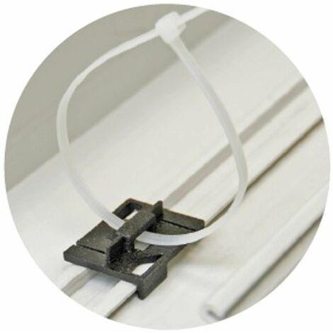 Sachet attache tube FAST CLIP - Sachet de 10 pièces
