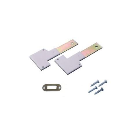 Sachet de 5 paires de pattes BILCOCQ pour seuil SP56RT - SP56RT-PEBP-S