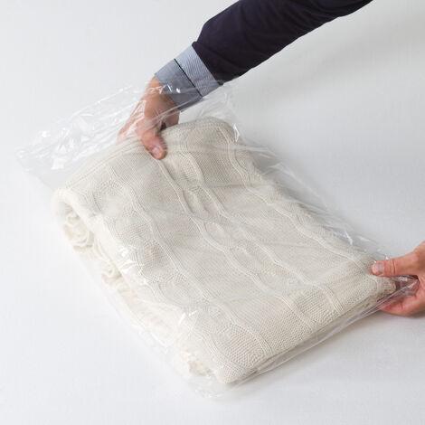 Sachets plastiques SANS fermeture 400x600mm épaisseur fine 25µ