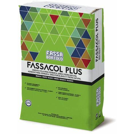 Saco cola Fassacol Plus blanco C2TE 25 kilos