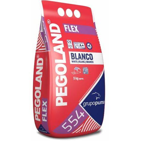 SACO DE 5 KG Pegoland Flex C2 TE S1