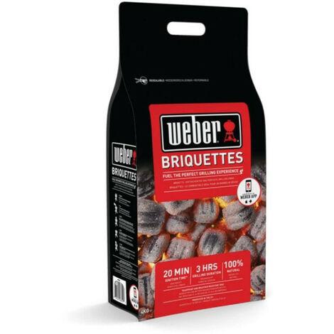 Saco de briquetas weber - varias tallas disponibles