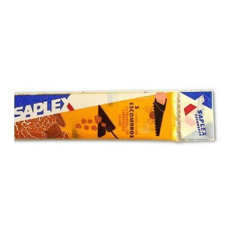 Saco Escombro 55x80cm Pp Bl Saplex 5 Pz