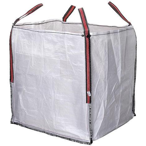 Saco Obra Rafia Big Bag 80x80x90 cm.