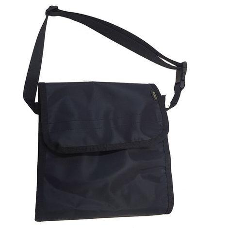 Sacoche porte accessoires en bandoulière ou ceinture Désignation : Sacoche camouflage noir MORIN SACK9N