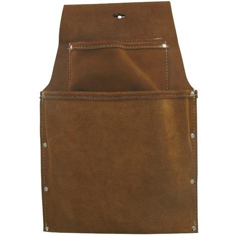 Sacoche porte-clous Outibat - 2 poches