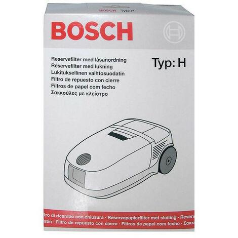 Sacs Aspirateur BBZ6AF1 Bosch