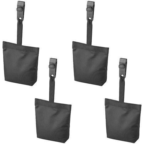 Sacs de sable pour housse de protection jeu de 4 pièces