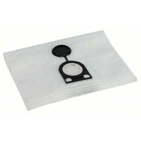 Sacs-filtres papier, adaptés à GAS 25 W05381