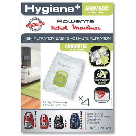 10x Sac-filtre tissus pour aspirateur Nilfisk Attix 302004000