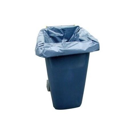 Sacs poubelle 240 l gris ca. 85 my lose (Par 50)