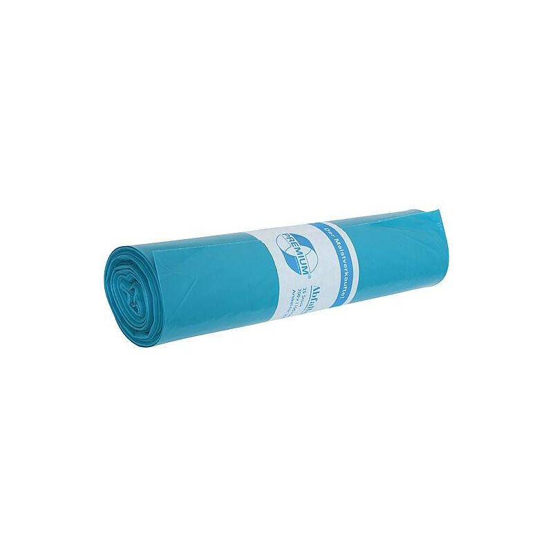 Sacs poubelle Premium 120 litres 700x1100x0,06 mm 1 rouleau : 25 pcs