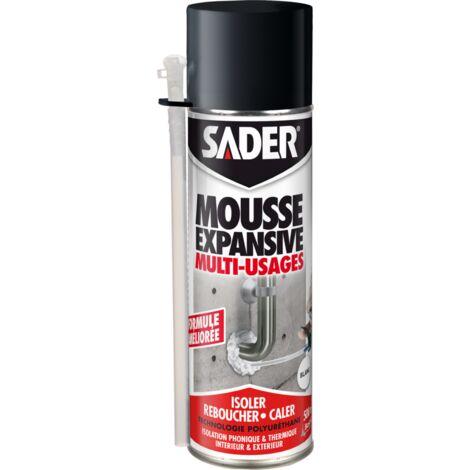 Sader Mousse Exp Polyurethane 500ml - SADER
