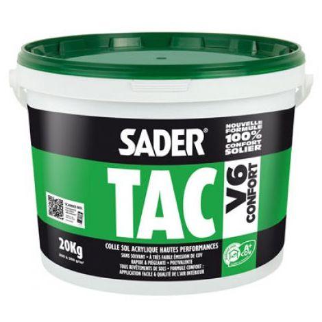 SADER TAC V6 CONFORT PVC AC 20K