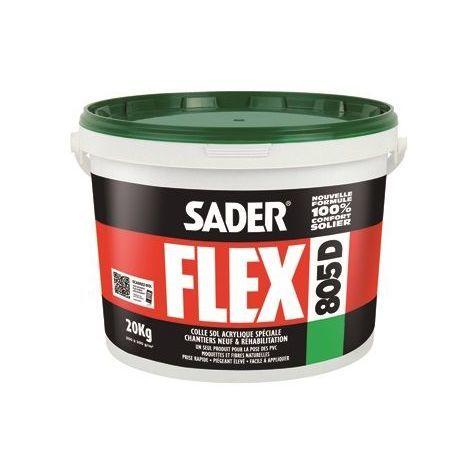 Saderflex 805D sceau de 6kg-Sader