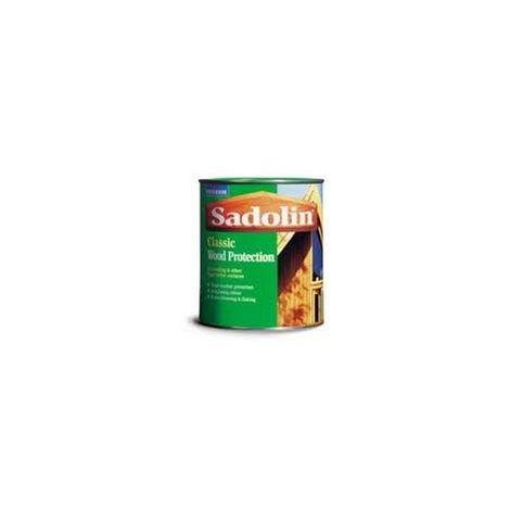 Sadolin Classic Wood Protection Burma Teak - 2.5 Litres