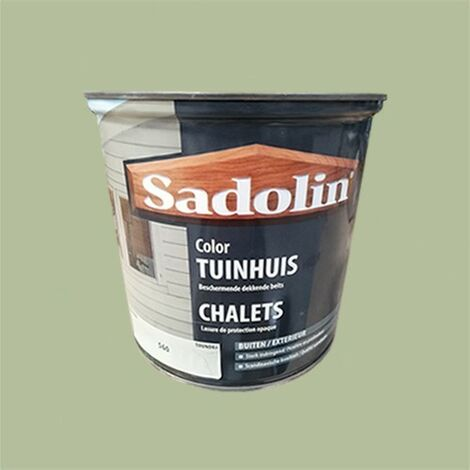 SADOLIN COLOR CHALETS Toundra 2,5L - 2,5 L