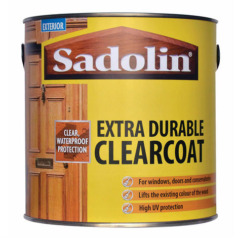 Sadolin Extra Durable Clearcoat