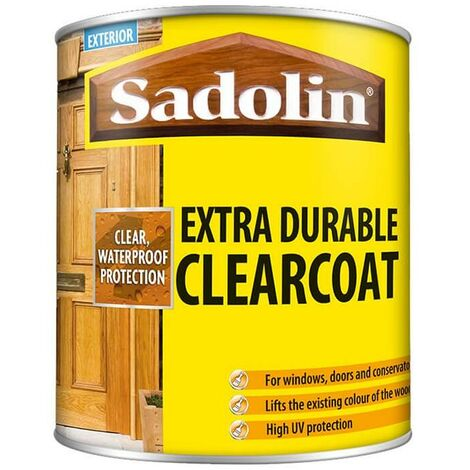 """main image of """"Sadolin Extra Durable Clearcoat"""""""