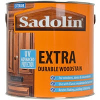 Sadolin Extra Durable Woodstain 2.5ltr Teak