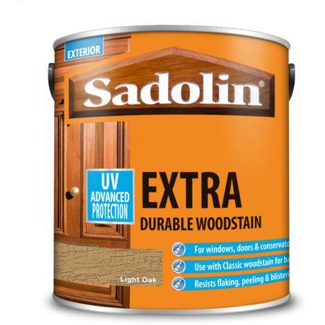 Sadolin Extra Light Oak 2.5L