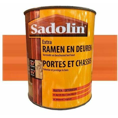 SADOLIN Lasure Portes et chassis Teck naturel (603) - 2,5 L