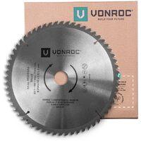 Sägeblatt für Kapp- und Tischsägen - 254 mm - 60 Zähne – für Holz – Universal