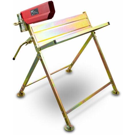 Sägebock Sägehilfe Holzsägehilfe für Kettensägen Motorsägen