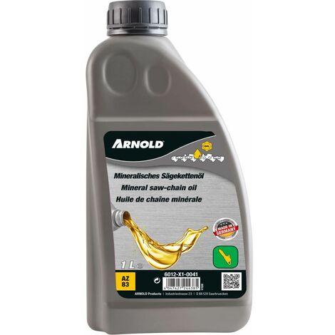 Sägekettenhaftöl mineralisch   1 Liter