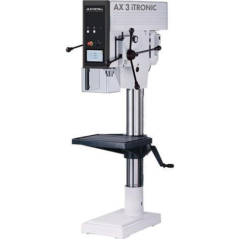 Säulenbohrmaschine AX 3/SV MK-3 40mm ALZMETALL
