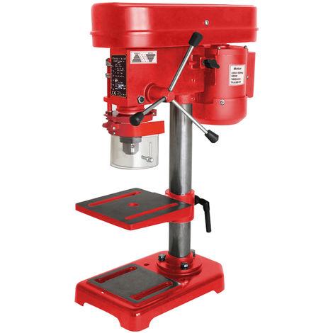 Säulenbohrmaschine Standbohrmaschine 580 bis 2.650 min-1 (5 Stufen), 350W