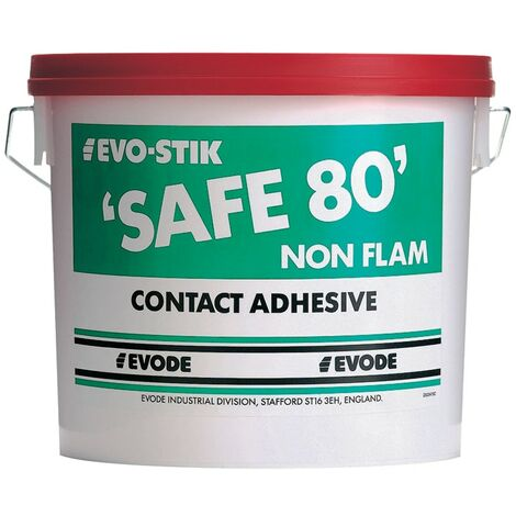 Safe 80 Adhesive 5LTR
