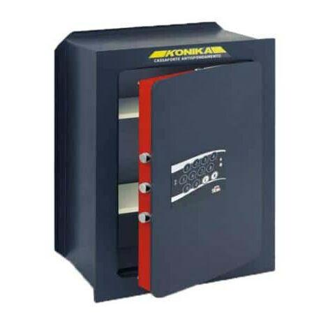 Safe at walling motorized digital electronics combination series 250TK stark 251TK 310x210x150mm