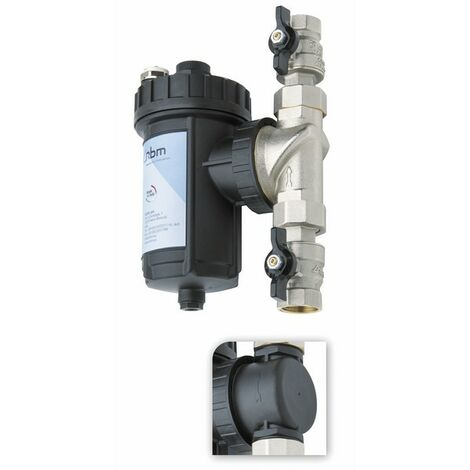 Safe cleaner vanne 1 corps laiton - RBM : 23440650