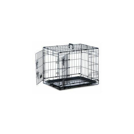 Safe N Sound Dog Crate 2 Door (756578)