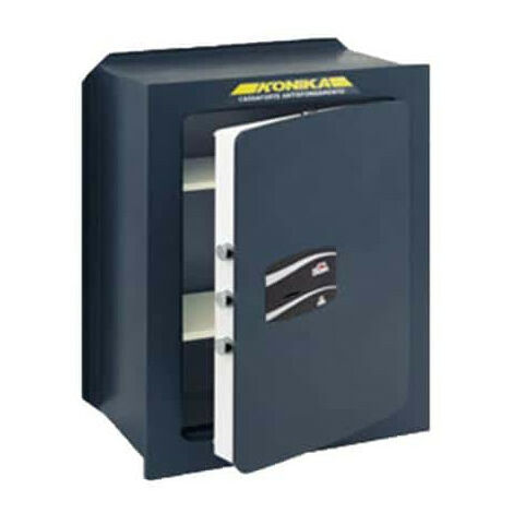 Safe to walled lock key series 200TK stark 205PTK 490x320x240mm