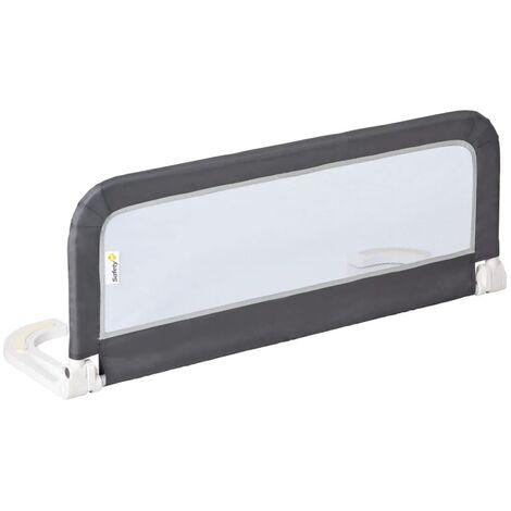 Safety 1st Barandilla de seguridad de cama metal gris 24835510 - Grigio