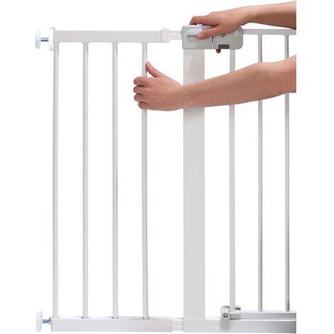 Safety 1st Extension de barrière de sécurité 28 cm Blanc Métal