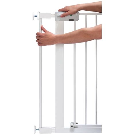 Safety 1st Extension de barrière de sécurité 7 cm Blanc Métal