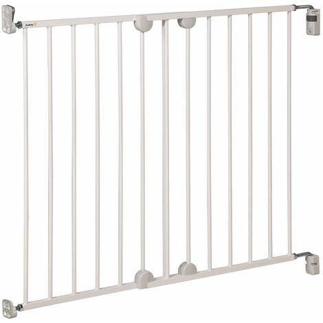 Safety 1st Puerta de seguridad Wall-fix Extending 62-102 cm 2438431000 - Blanco