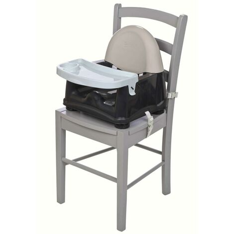 Safety 1st Rehausseur Easy Care Gris chaud 26309490