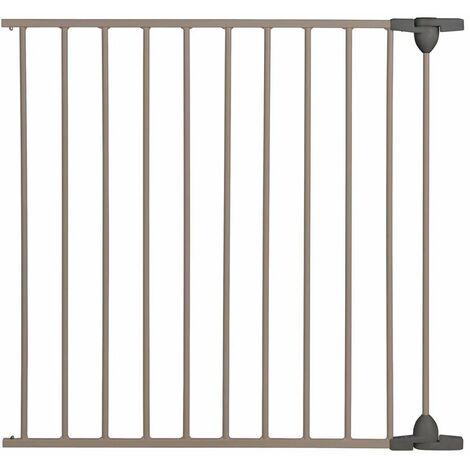 Safety 1st Safety Gate Extension Panel Modular Light Grey 24476580 - Grey