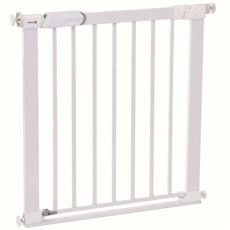 Safety 1st Safety Gate Flat Step 73 cm White Metal 2443431000