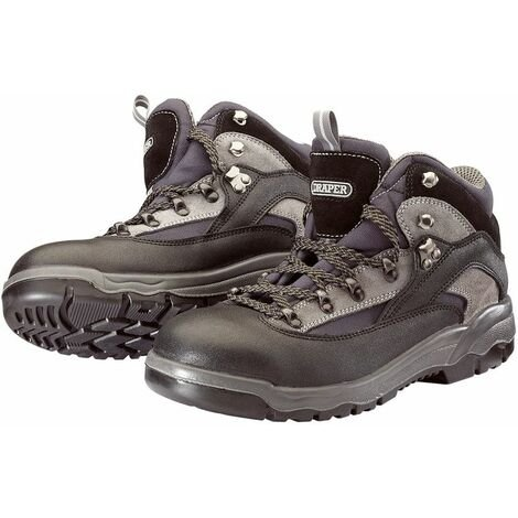 Safety Boot Trainers with Metal Toecaps to S1P - Size 4/37 (49398)