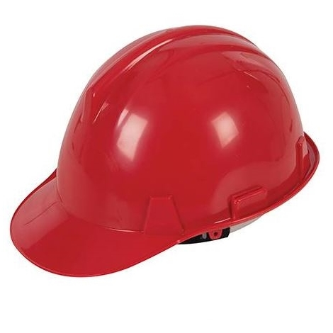Safety Hard Hat - Red
